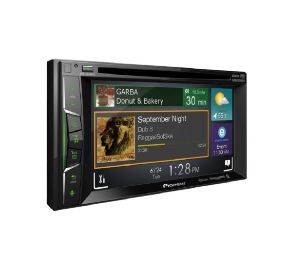 Pioneer AVH-1440NEX – Multimedia DVD Receiver