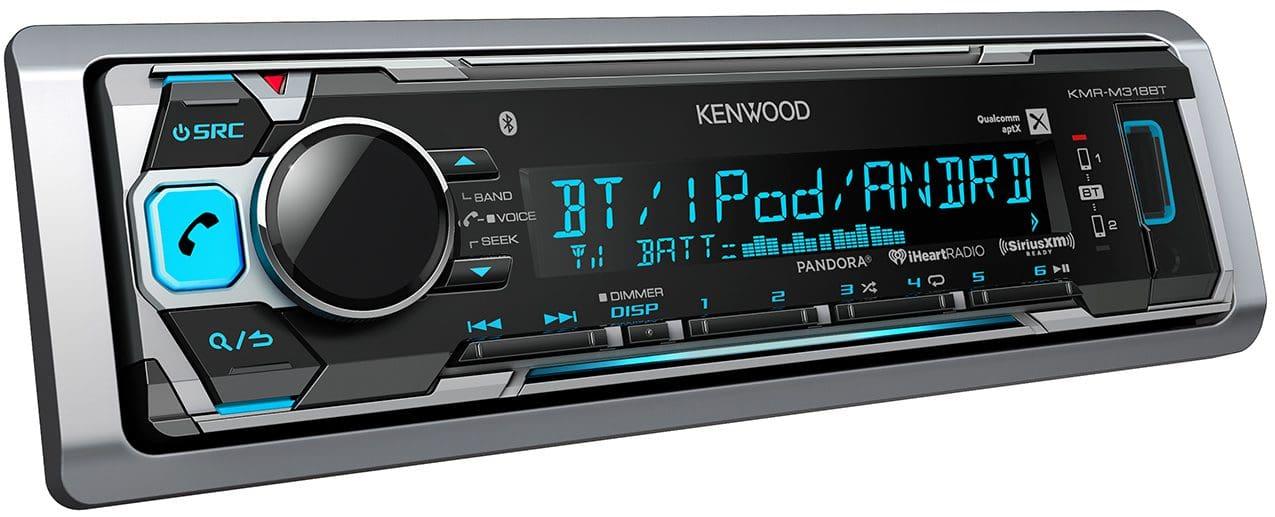 Kenwood KMR-D768BT