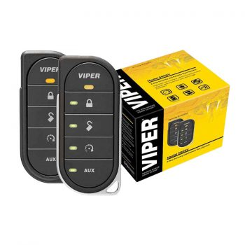 Viper Remote starter with 2 remote keys to replicate Remote Car Starter