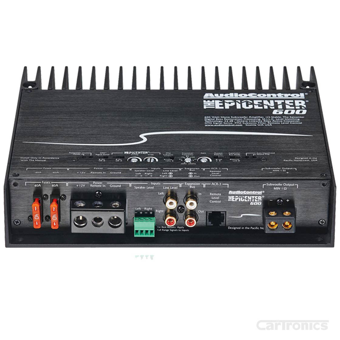 AudioControl The Epicenter Bass Booster Expander with ...
