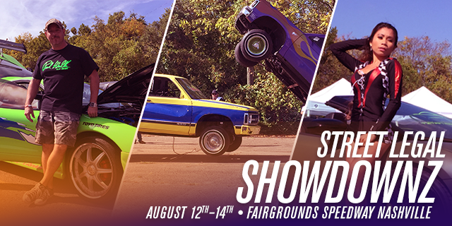 Cartronics presents Street Legal Showdownz