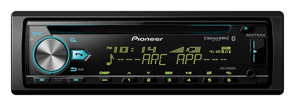 Pioneer DEH-X6800BS