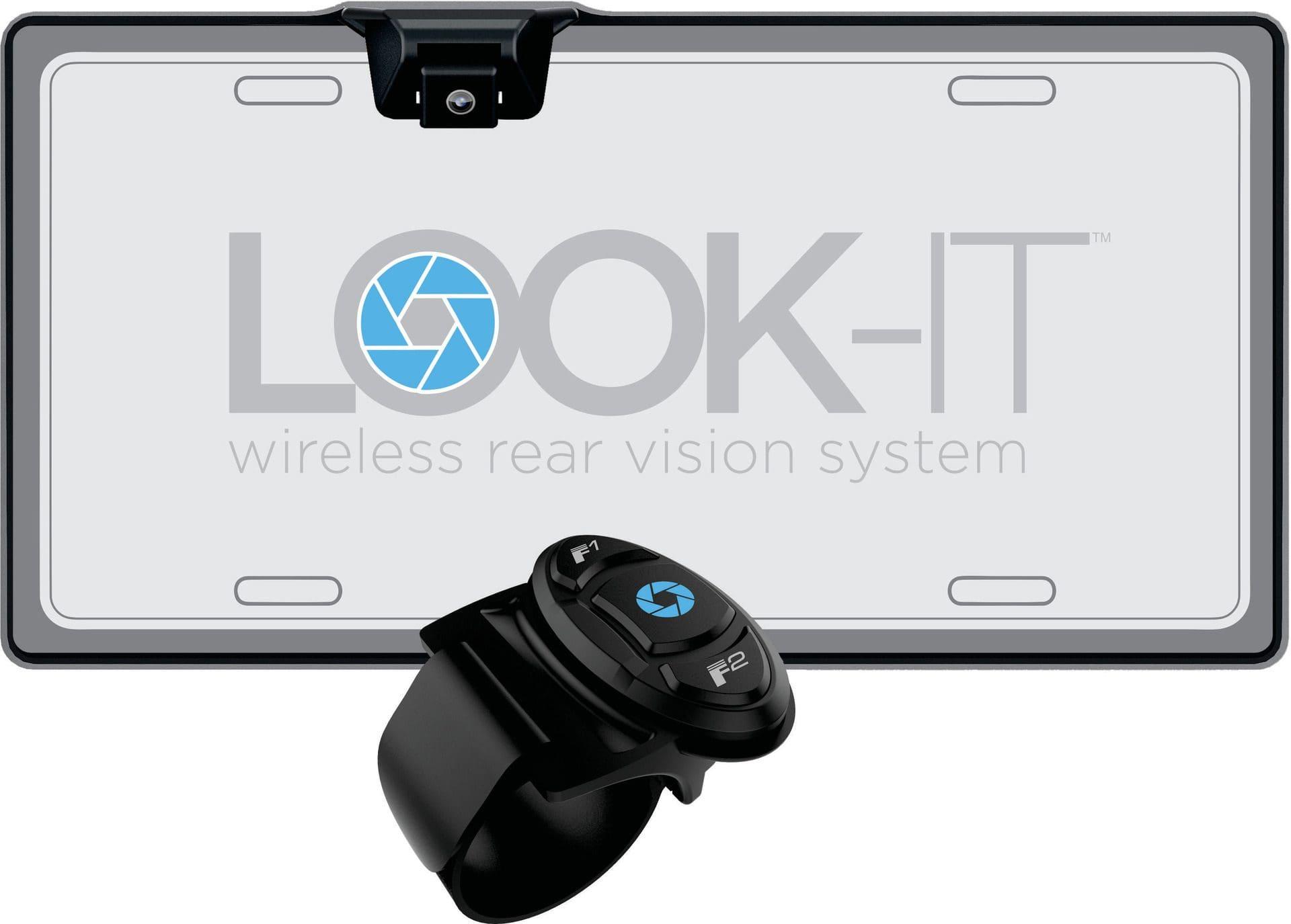 Peak Wireless Rearview Mirror Backup Camera System.Peak Wireless ...