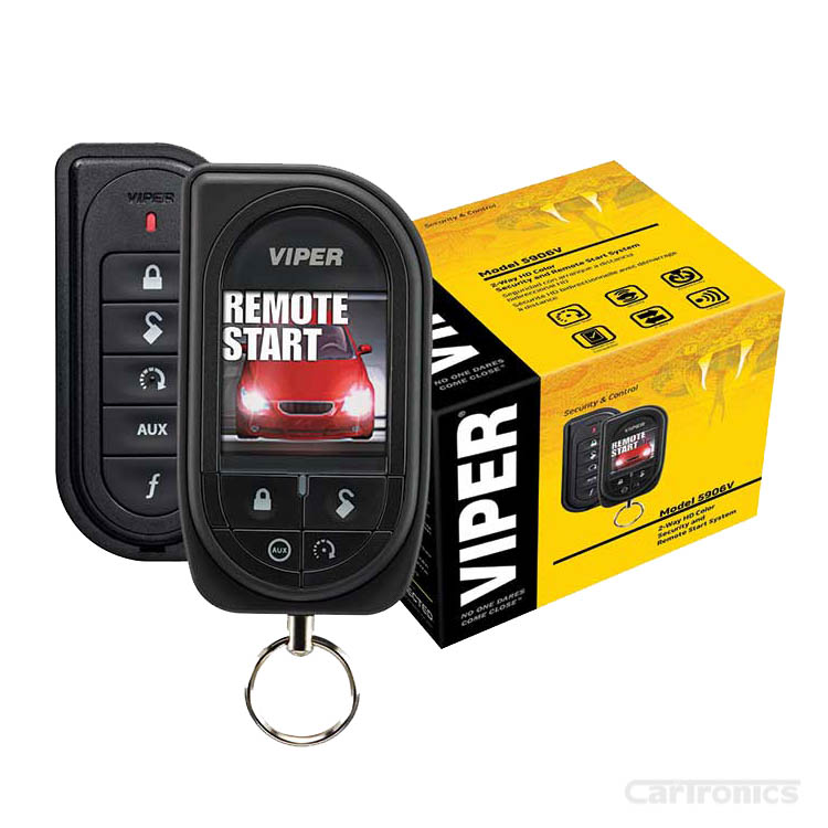 Viper 5906V Security & Remote Car Starter
