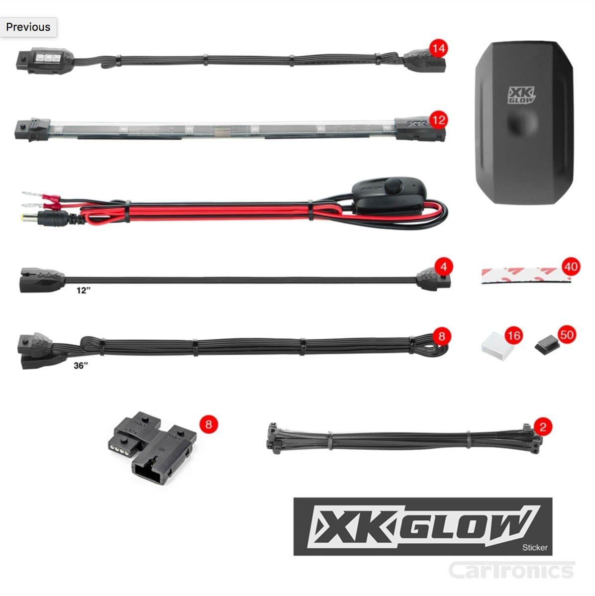 XKGlow MOTOPro