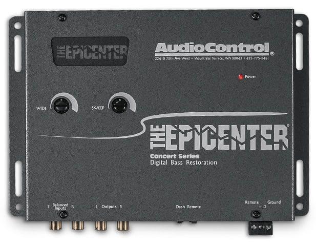 Audio Control Epicenter