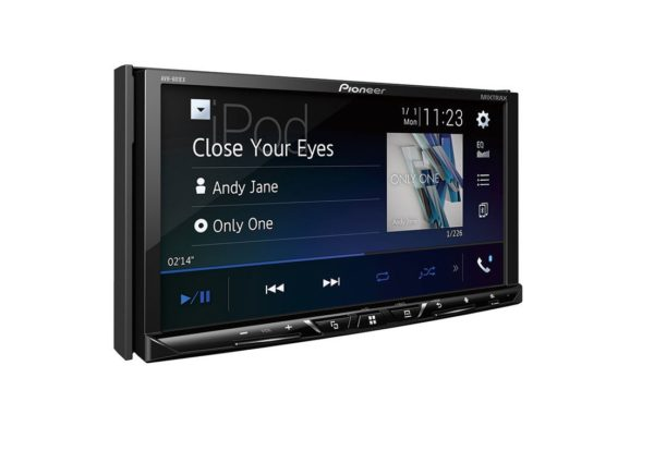 Pioneer AVH-601EX – Multimedia DVD Receiver
