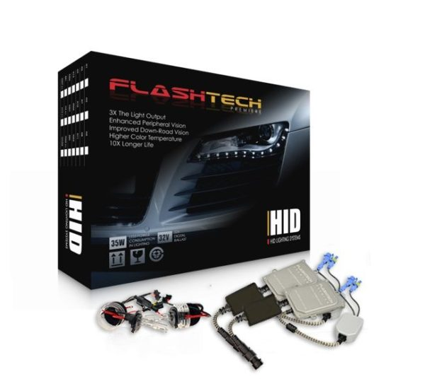 FlashTech Premiere 32V Canbus HID Kit